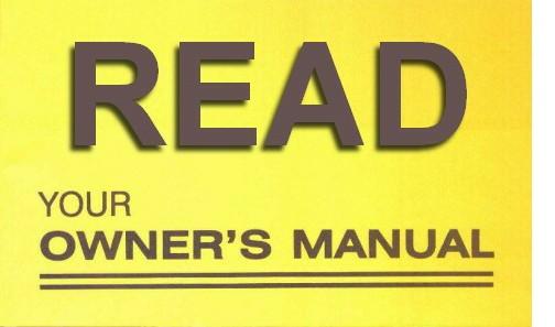 read your owner s manual camden appliance rh camdenappliance com Appliance Manuals Cartoon Appliance BTU Chart