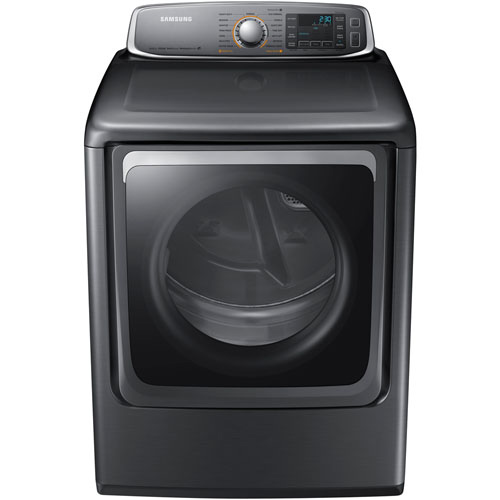 New Samsung 5 6 Cf Steam Top Load Washer Amp 9 5 Cf Gas