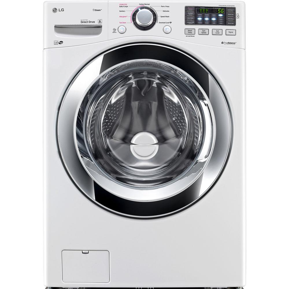 Lg Washer Dryer Red
